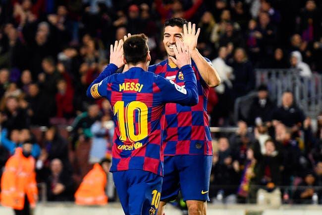 Esp: Le clan Messi attaqué, le Barça joue avec le feu