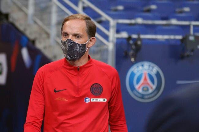 L1 : Le PSG demande le report du match à Lens !