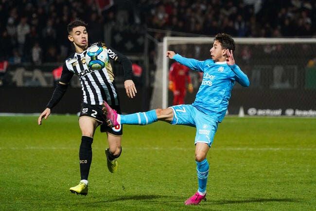 Mercato: Angers passe tout près d'un gros coup avec le Barça