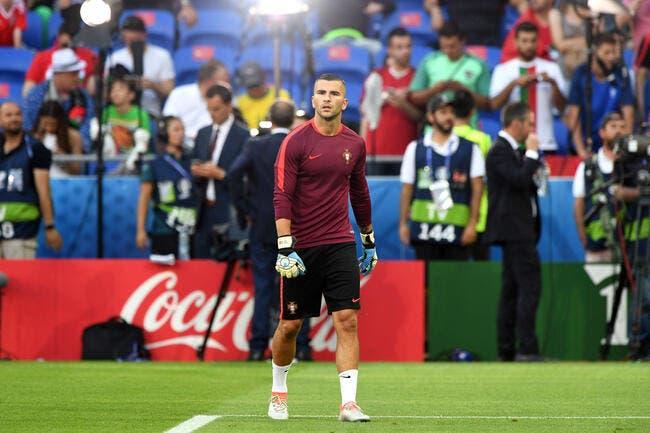 OL : Anthony Lopes retrouve l'équipe du Portugal