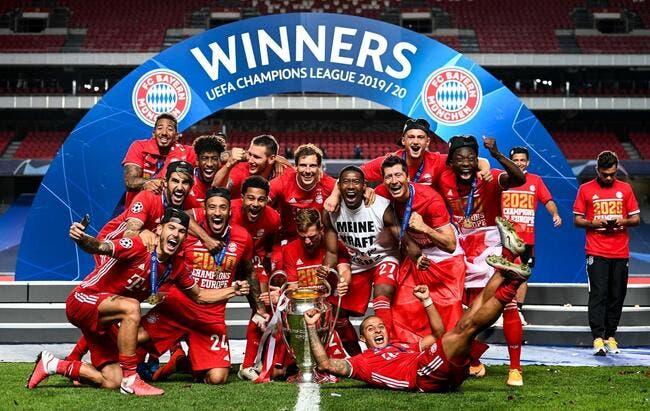 PSG-Bayern : L'explosion dans Marseille au coup de sifflet final