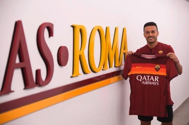 Officiel : Pedro signe à l'AS Roma pour trois ans