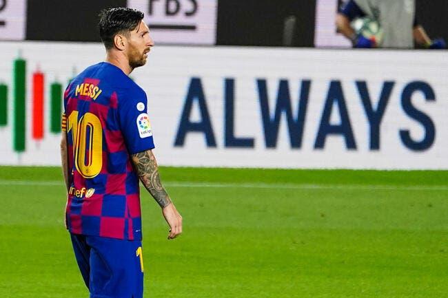 Mercato : Lionel Messi et Manchester City, un fake fait le buzz