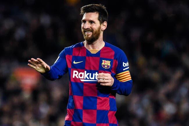 Mercato : Le PSG demande à Messi d'attendre son offre !