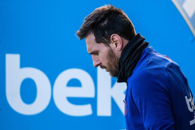 Mercato : Messi au PSG, le Qatar va tenter le coup !