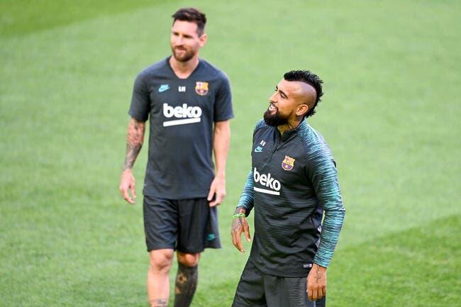 Barça : Jorge Messi négocie avec deux clubs !