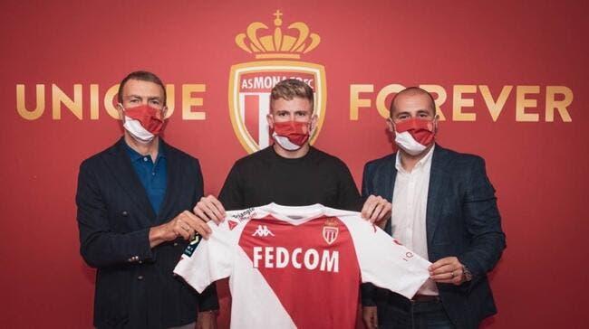 Officiel : Caio Henrique signe à Monaco