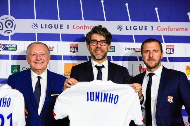 OL : Jaloux de Juninho ? Florian Maurice dit non !
