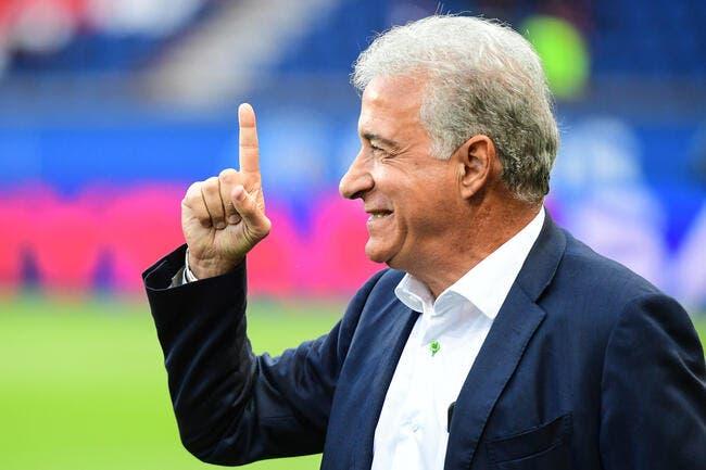 ASSE: Ami ou ennemi du PSG, Caïazzo a clairement choisi son camp