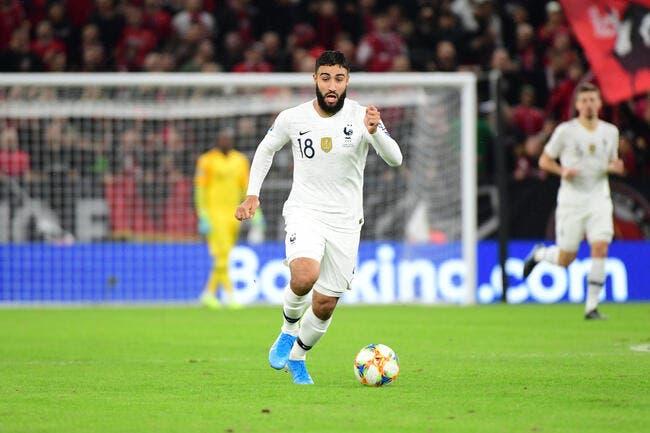 EdF : Fékir remplace Aouar en équipe de France