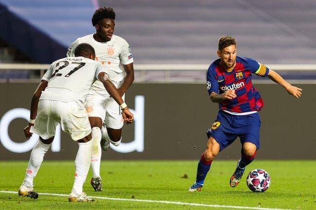 Mercato : Le PSG ne doit pas recruter Lionel Messi