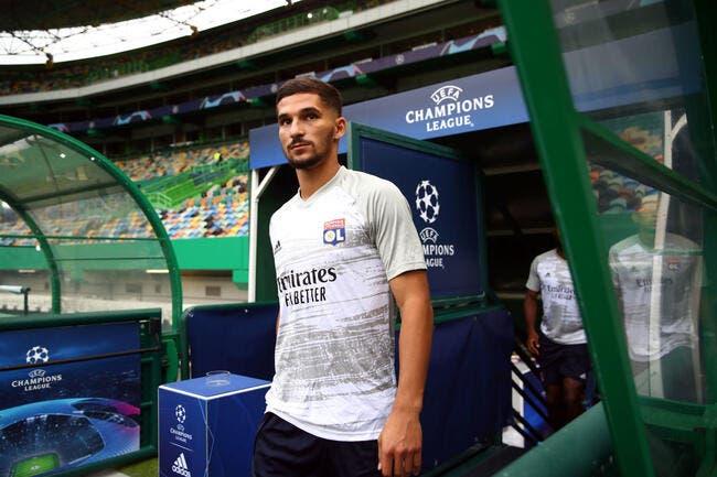 OL: Testé positif, Aouar est forfait pour Dijon et l'EdF
