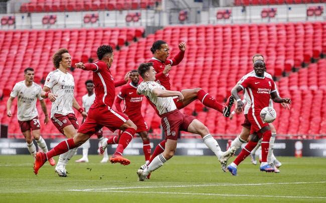 Ang : Arsenal arrache le Community Shield à Liverpool !