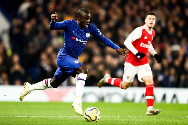 Mercato : 50ME pour N'Golo Kanté, Chelsea prêt à craquer ?