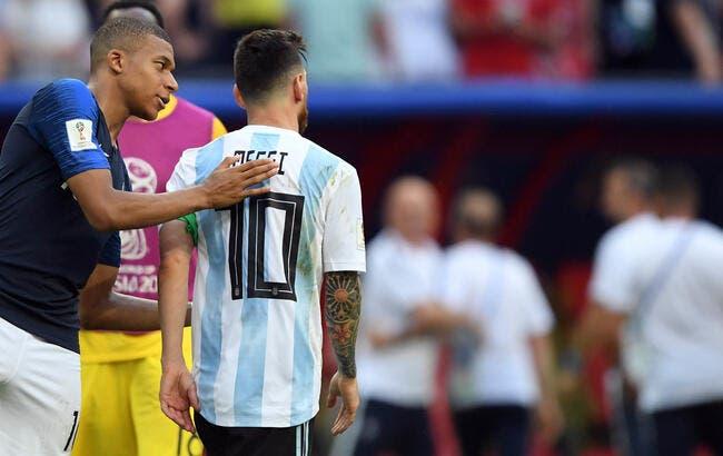 PSG : Messi à Paris, pourquoi ça ne plait pas à Mbappé