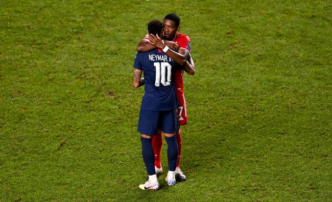 PSG: Neymar porte Paris à lui seul, le Bayern le plaint