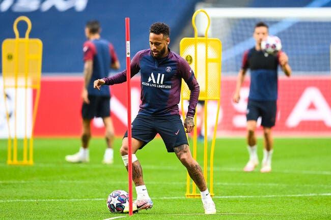 PSG : Neymar divorce de Nike, Paris peut trembler !