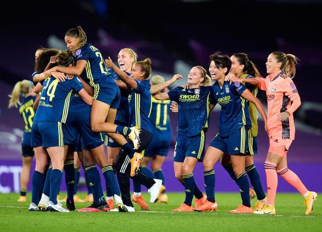 LdC Féminine : Lyon conserve son titre, c'est historique