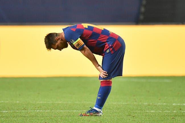 Officiel : Messi c'est 700 ME, Tebas et la Liga tapent fort