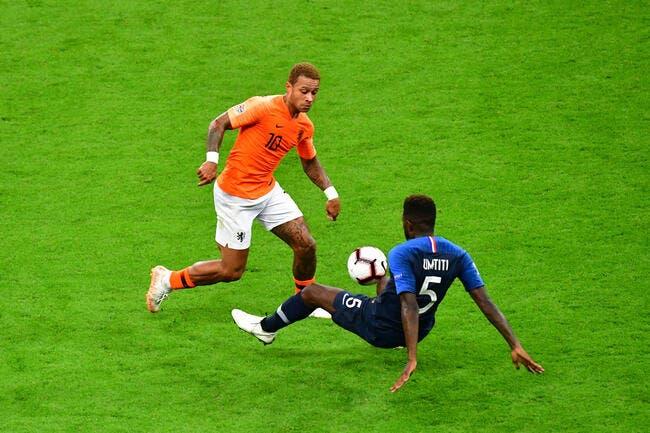 OL : Umtiti contre Depay, rien ne va dans ce deal de rêve... pour le Barça