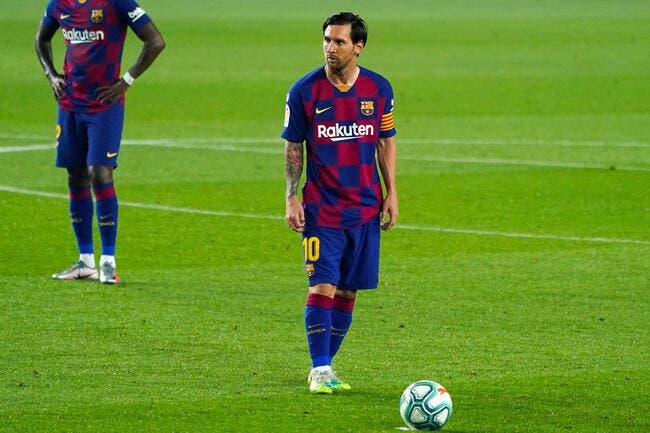 PSG : Alerte générale, la clause à 700 ME de Messi n'existe pas !
