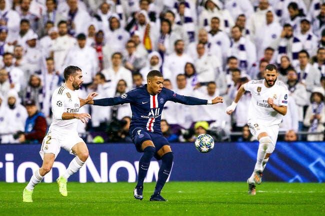 PSG : Madrid a lâché un milliard, Mbappé attendra