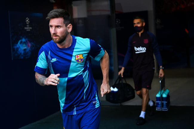 Voici les justifications de Messi — Barça