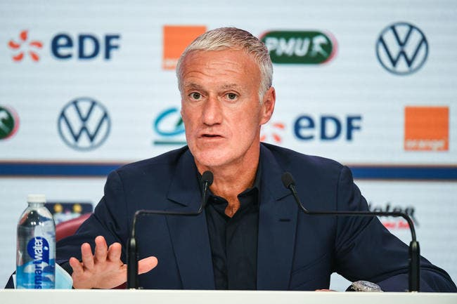 EdF : Deschamps n'exige pas d'excuses de Rabiot