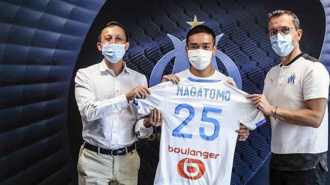 OM : Nagatomo à Marseille, c'est officiel !