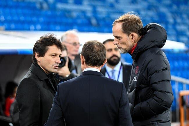 PSG : Leonardo ne peut pas virer Tuchel, la raison est simple