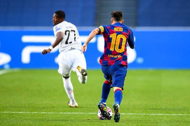 Lionel Messi a
