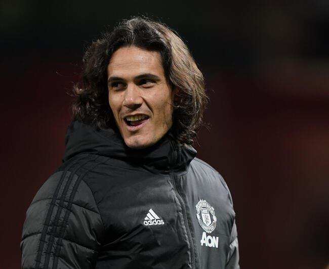 Ang : Cavani n'est pas raciste, Manchester United contre-attaque