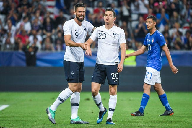 Ita : Giroud et Thauvin, le pari fou de l'AC Milan au mercato