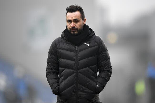 OL : De Zerbi, mais que viendrait-il faire à Lyon ?