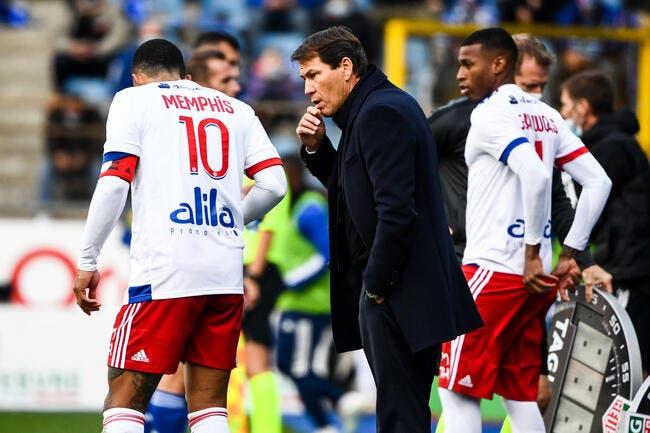 OL : Rudi Garcia a trouvé les bons réglages, miracle à Lyon