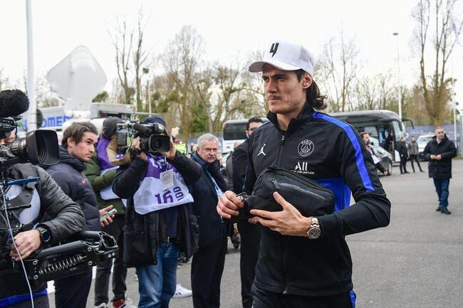 PSG : Cet ancien Parisien valide la trahison de Cavani au mercato