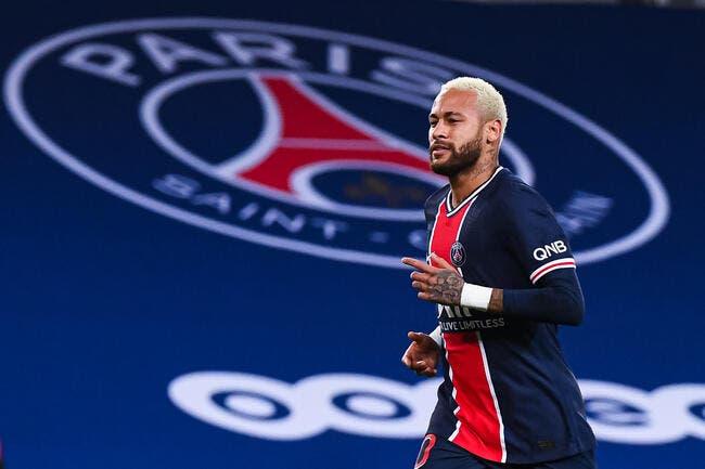 PSG : Neymar accuse ses coéquipiers, la raison est sidérante