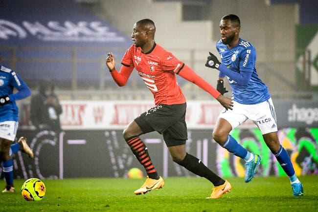 Rennes : Mitrovic ne l'a pas raté, Guirassy out 8 semaines !