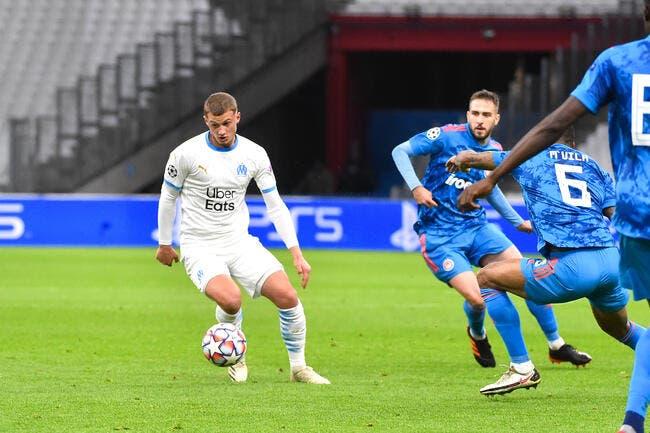 Revivez la victoire de l'Olympique de Marseille sur l'Olympiakos — Ligue des champions