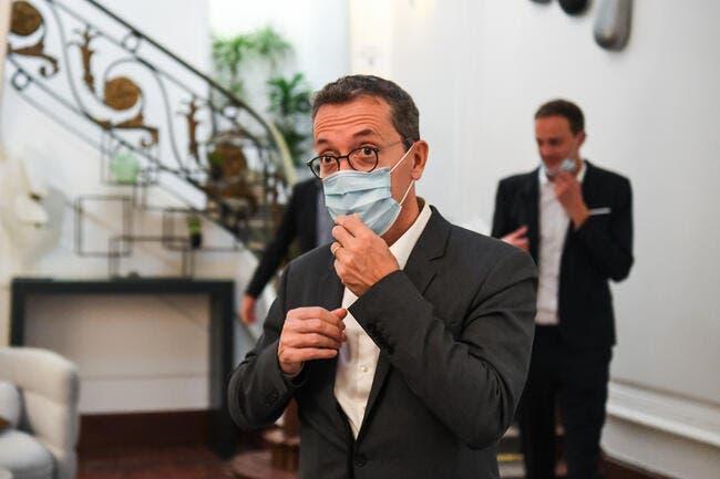 OM : Eyraud détesté à Marseille, Boudjellal prend son pied