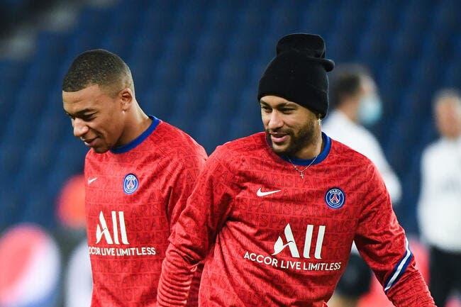 PSG : Neymar-Mbappé, ils mettent Paris en danger
