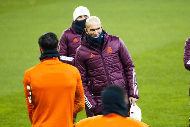 Real : Zinedine Zidane viré ? Madrid en alerte maximale
