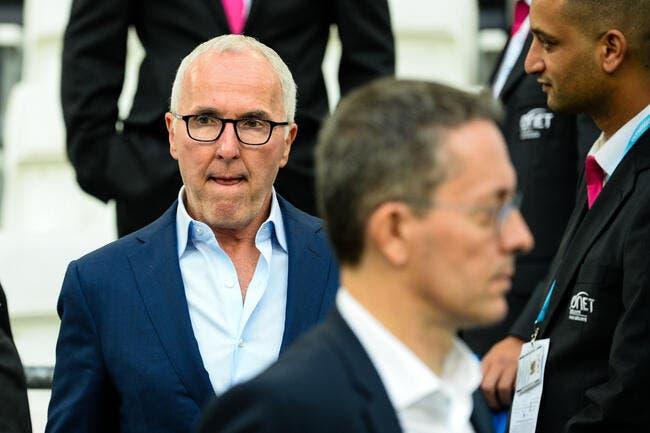 Vente OM : McCourt exige 200ME pour Marseille