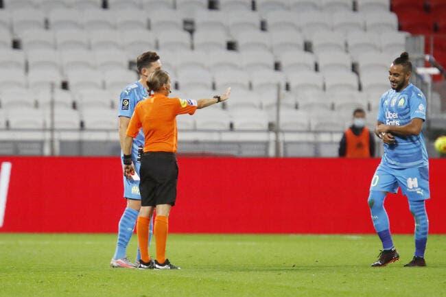 LFP : Un match de suspension pour Dimitri Payet