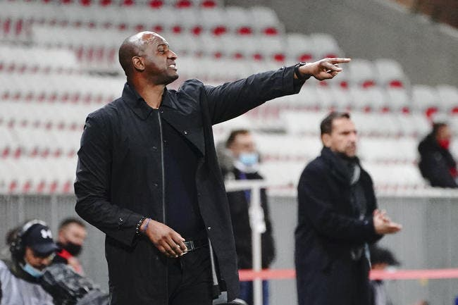 Nice : Vieira viré avant dimanche !