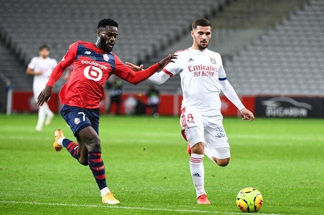 OL : Houssem Aouar, départ de Lyon prévu avant le 30 juin !