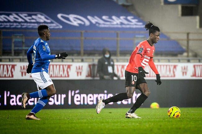 Rennes : Fin du suspense, Camavinga fait un choix fort au mercato