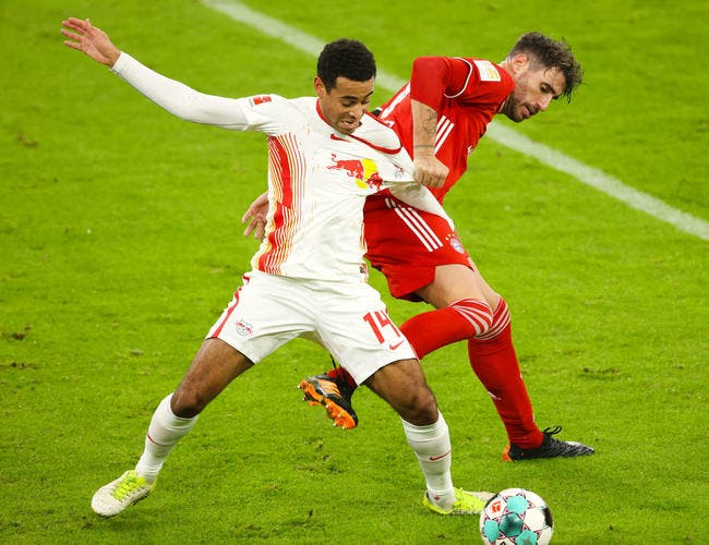 All : Leipzig ramène un point de Munich !