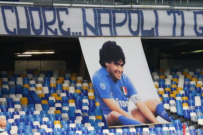 Foot : Maradona laisse 50ME, une sale guerre commence