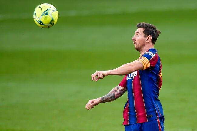 PSG : Neymar et Leonardo complices dans le dossier Lionel Messi